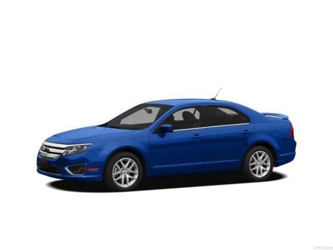 2012 Ford Fusion SEL Car