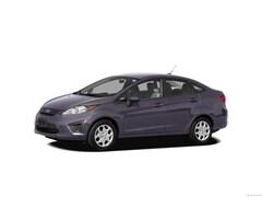2012 Ford Fiesta SE | Manual | Bluetooth | Accident Free | Local | Sedan
