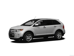 2012 Ford Edge SEL Service History Clean