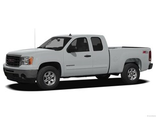 2012 GMC Sierra 1500 SLE Extended Cab 4x4 Truck Extended Cab