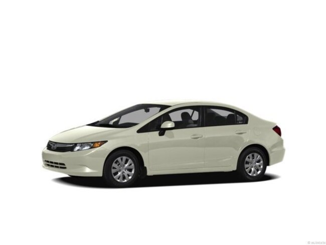 2012 Honda Civic Sedan LX at Sedan