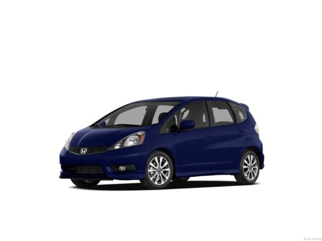 2012 Honda Fit SPORT - RARE 5SPD,BLUETOOTH,ABS,TRACTION CONTROL,A/C, ALLOYS SUBCOMPACT LUCGE8G71C3003165
