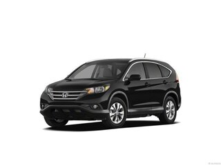 2012 Honda CR-V Touring Leather Navigation Alloys SUV