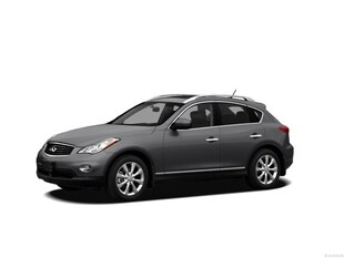 2012 INFINITI EX35 Luxury AWD, Sunroof, Memory Seat! SUV