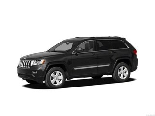 2012 Jeep Grand Cherokee Overland Sport Utility