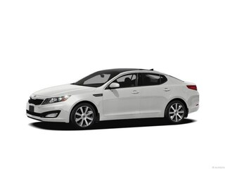 2012 Kia Optima SX Car