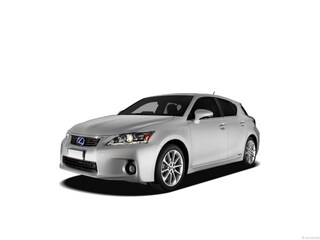 2012 LEXUS CT 200h Base (CVT) Hatchback