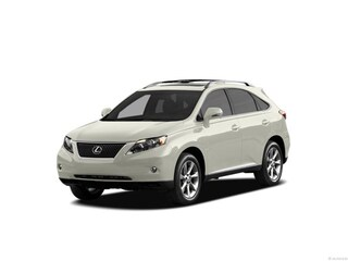 2012 LEXUS RX 350 Touring Package  SUV
