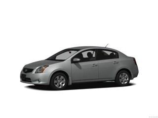 2012 Nissan Sentra 2.0 CVT Sedan