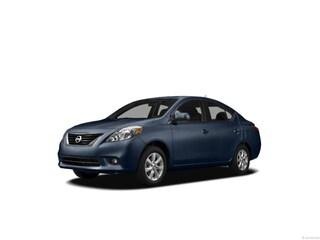 2012 Nissan Versa 1.6 Sedan