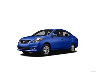 2012 Nissan Versa 1.6 SV (CVT) Call 604-294-4299 to view Sedan