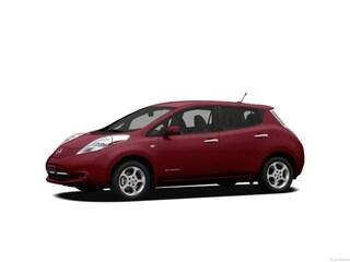 Used 2012 Nissan Leaf in Calgary, AB