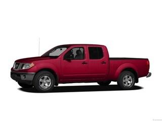 2012 Nissan Frontier PRO-4X Truck Crew Cab