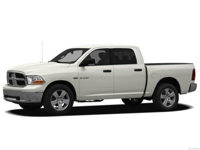 2012 Dodge Ram 1500 Laramie Limited Crew Cab SWB 4WD