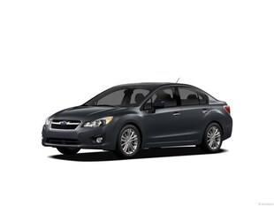 2012 Subaru Impreza 4Dr 2.0i Sport at Sedan
