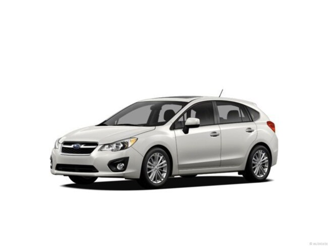 2012 Subaru Impreza 5Dr 2.0i at Hatchback