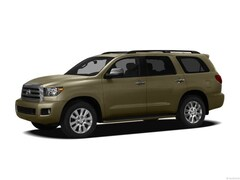 2012 Toyota Sequoia Limited SUV