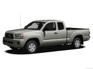 2012 Toyota Tacoma Local Victoria 4X4