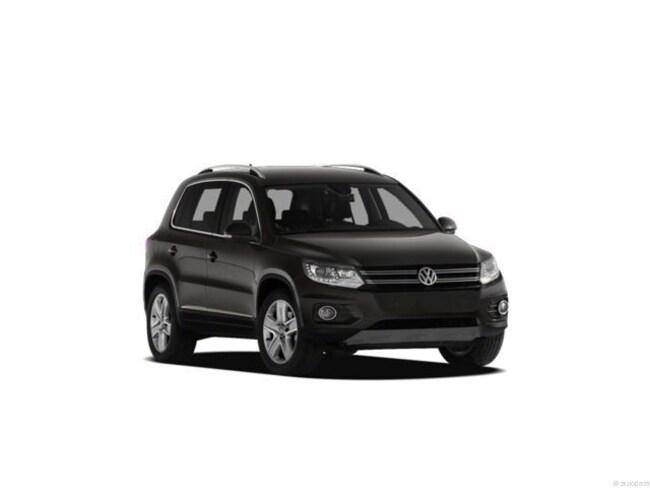 2012 Volkswagen Tiguan Comfortline SUV