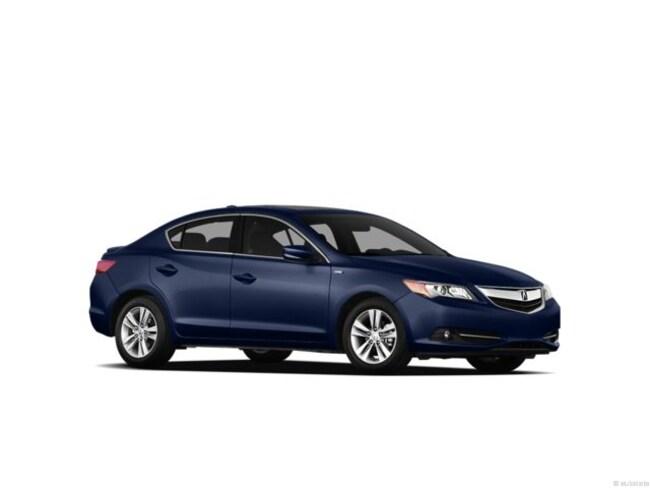 2013 Acura ILX Hybrid CVT Winter Tires Included  Navigation Sedan