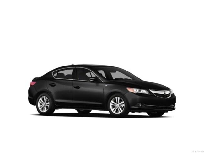 2013 Acura ILX Hybrid CVT Sedan