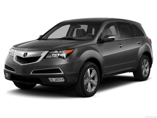 2013 Acura MDX 6sp at W/ Financing Available!