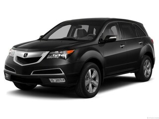 2013 Acura MDX Elite 6sp at Elite, Leather, AWD, SUV