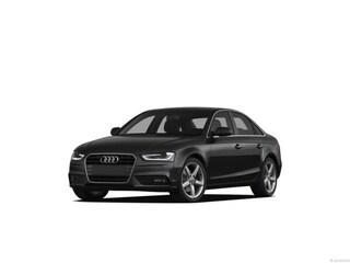 2013 Audi A4 2.0T Sedan