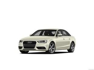 2013 Audi A4 2.0T Prem Plus Tiptronic Qtro Sdn Sedan