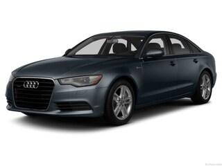 2013 Audi A6 3.0T Premium (Tiptronic) Sedan
