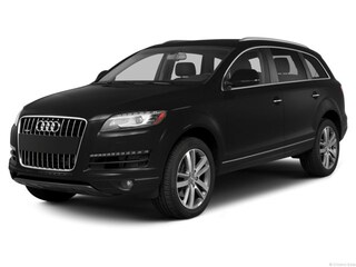 2013 Audi Q7 3.0T - NO ACCIDENTS|LOW KMS|LEATHER|HEATED SEATS| VUS