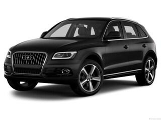 2013 Audi Q5 2.0T Premium (Tiptronic) SUV
