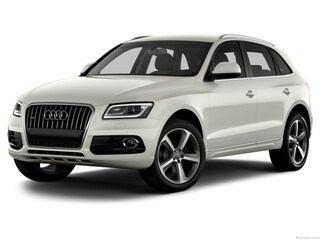 2013 Audi Q5 2.0T Premium (Tiptronic) Local B.C. SUV
