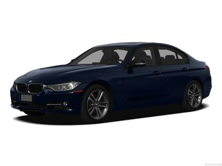 2013 BMW 320 i xDrive (A8) Sedan