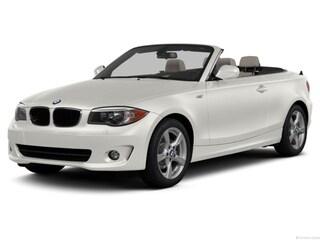 2013 BMW 128 i Cabriolet