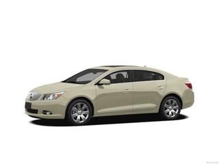 2013 Buick LaCrosse eAssist Luxury Group Sedan