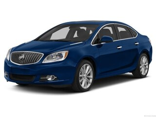 2013 Buick Verano Leather Rear vision camera, heated steering wheel Sedan