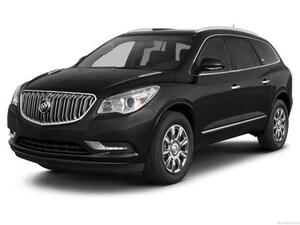 2013 Buick Enclave Premium AWD Local Island Service History