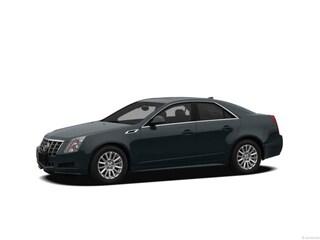 2013 Cadillac CTS Sedan Luxury Sedan Automatic