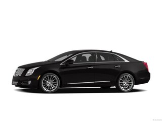 2013 Cadillac XTS Luxury Collection Sedan