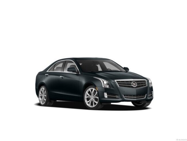 2013 Cadillac ATS Performance - Navi, Bluetooth, B/U Camera Sedan