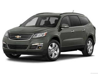 2013 Chevrolet Traverse LTZ SUV