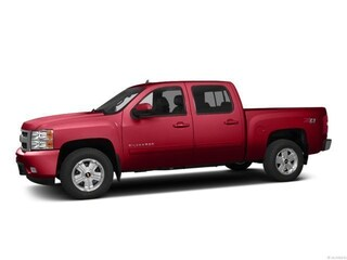 2013 Chevrolet Silverado 1500 LTZ Z71 *LT Tires* *Nav* *Roof* *Remote* Truck Crew Cab