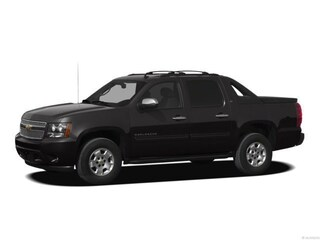 2013 Chevrolet Avalanche LT 4WD Truck Crew Cab