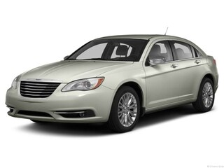 2013 Chrysler 200 LX Sedan