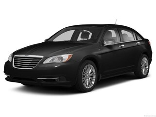 2013 Chrysler 200 LX LX|AC|Power Windows|Clean Car Proof