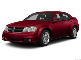 2013 Dodge Avenger Base Incoming Sedan