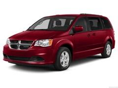 2013 Dodge Grand Caravan SE/SXT STO'N'GO SEATING REAR AC & HEAT TRAILER HITCH Van