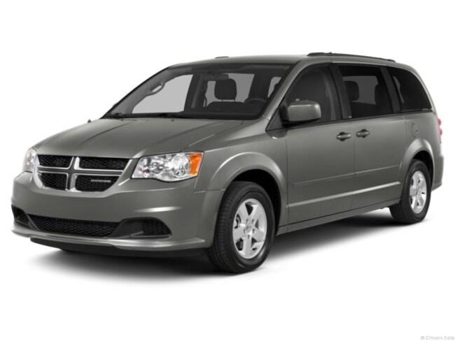 2013 Dodge Grand Caravan SE/SXT Van