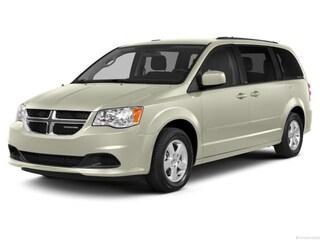 2013 Dodge Grand Caravan Crew Plus Mini-van Passenger